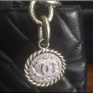 CHANEL Bags - Black Chanel medallion tote